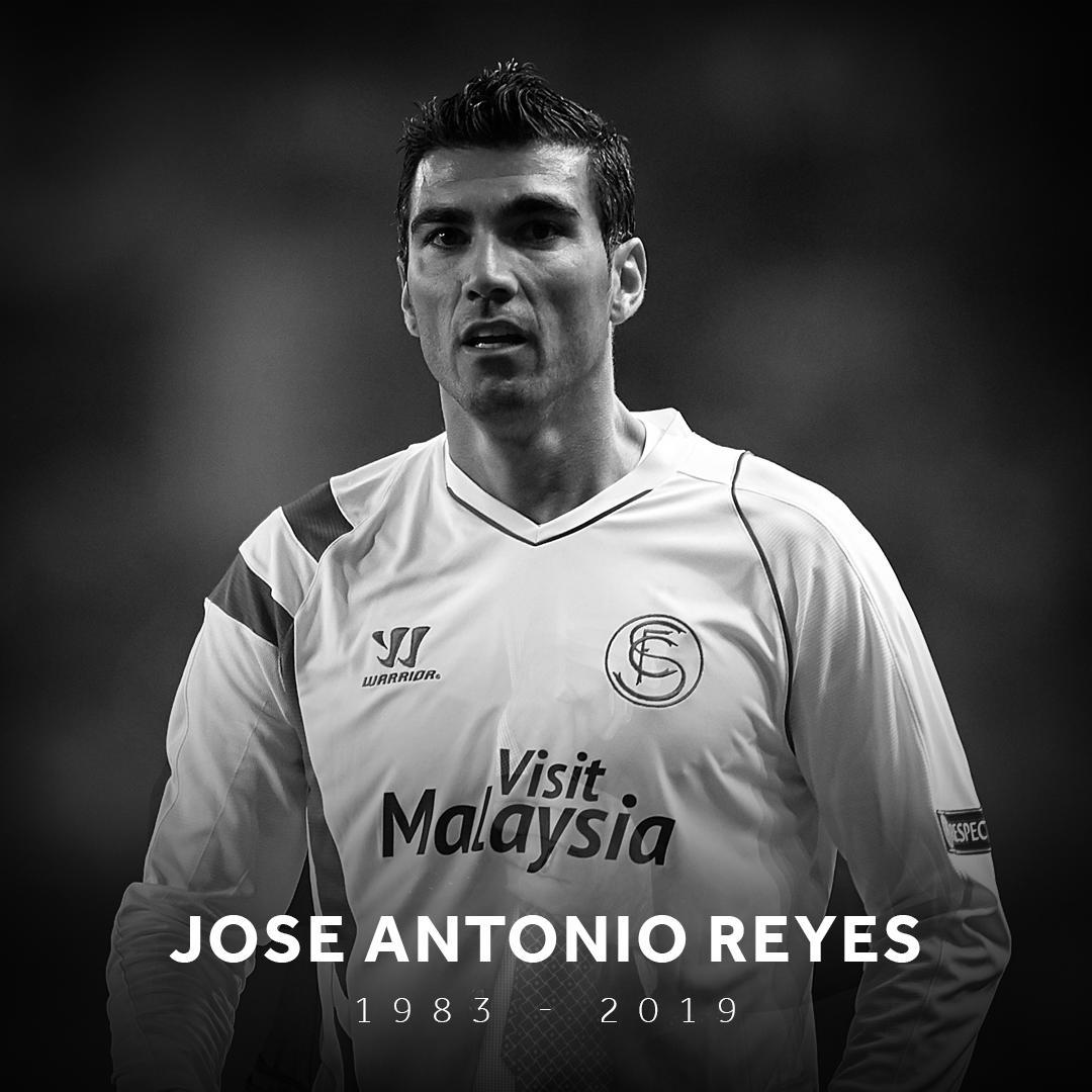 西班牙球星雷耶斯因车祸去世 曾效力皇马、阿森纳