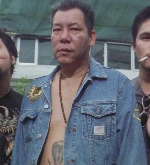 """香港演员李兆基纹身_演员李兆基去世 曾被封为""""香港影坛四大恶人""""之一_3DM单机"""