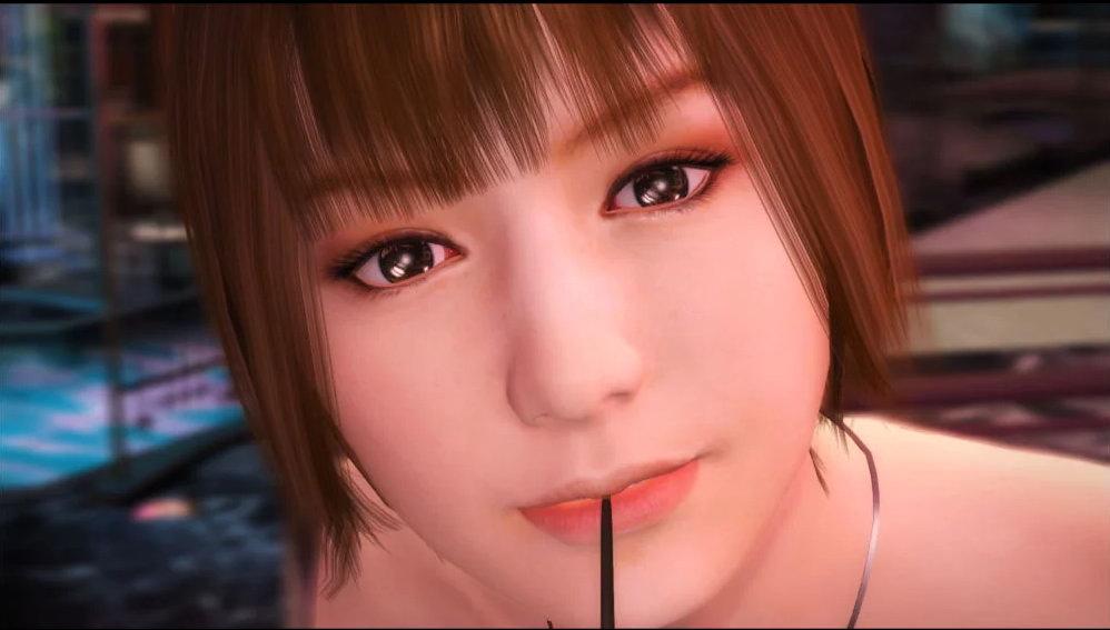 <b>《如龙5》PS4重制版新截图 和美女们互动真带劲</b>