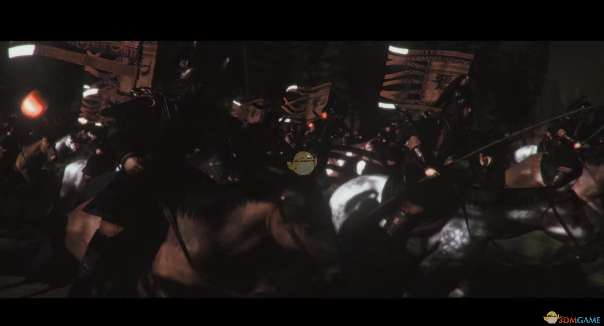 《全面战争:三国》最快做到侧射击方法图示