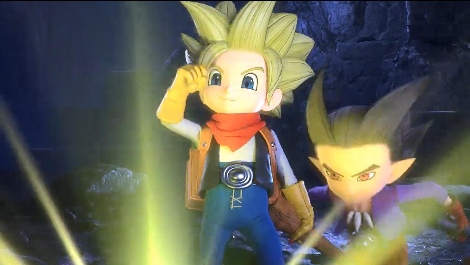 收录三个DLC 《勇者斗恶龙:建造者2》繁中NS版8月9日发售