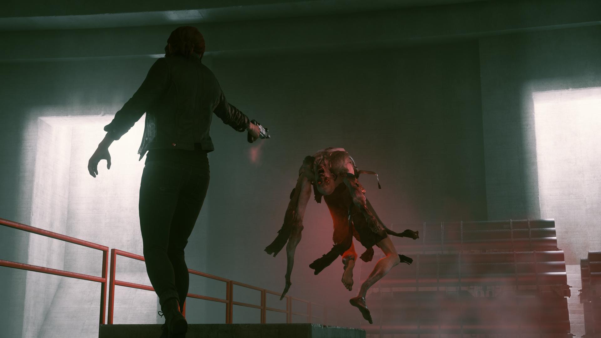 Remedy年度新作《控制》E3 2019精致截图公布