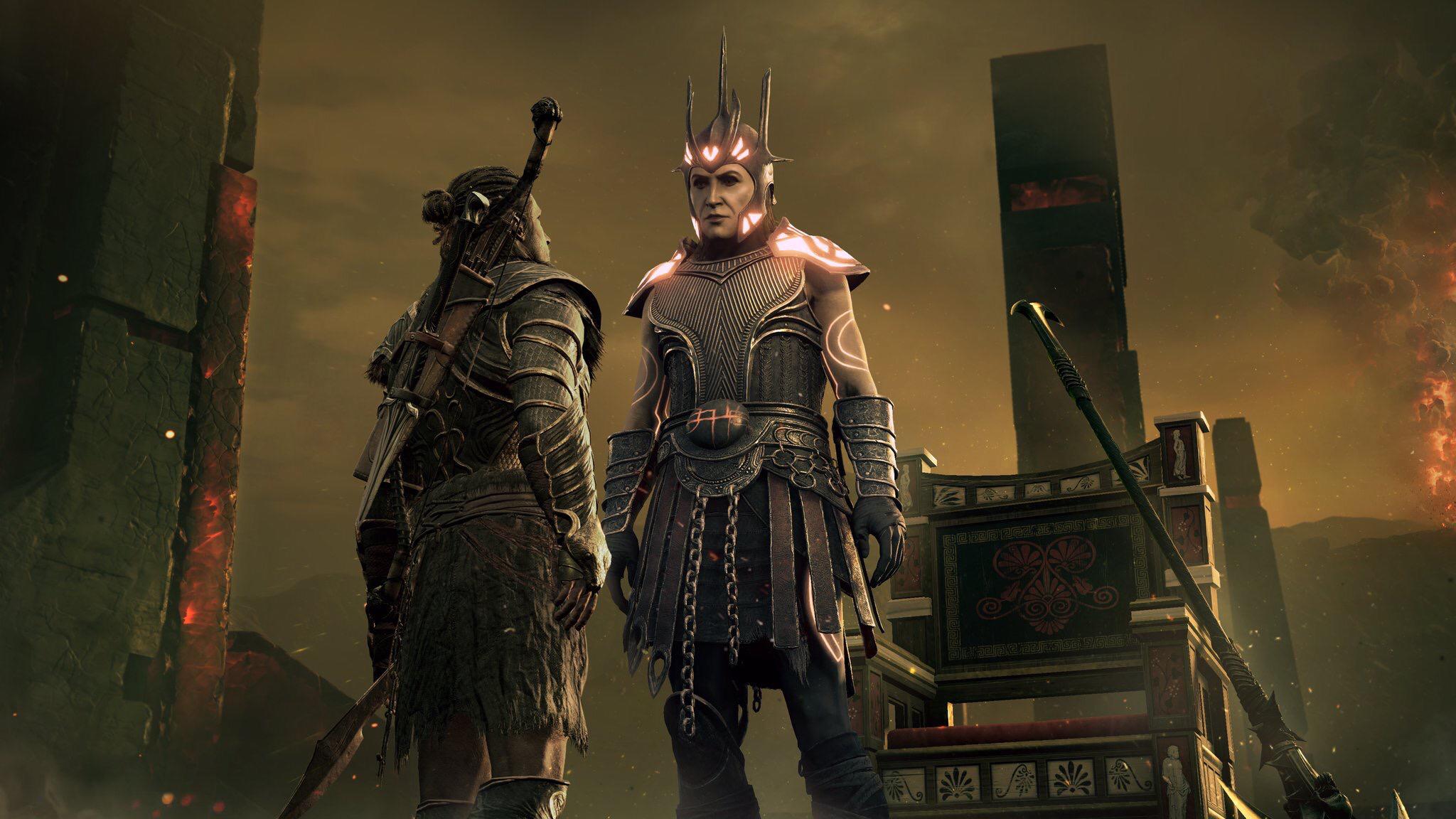 """《刺客信条:奥德赛》DLC""""亚特兰蒂斯的命运""""第2章演示"""