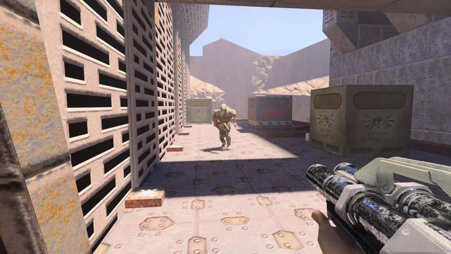 《雷神之锤2:RTX》最低配置需求 绚丽新图放出