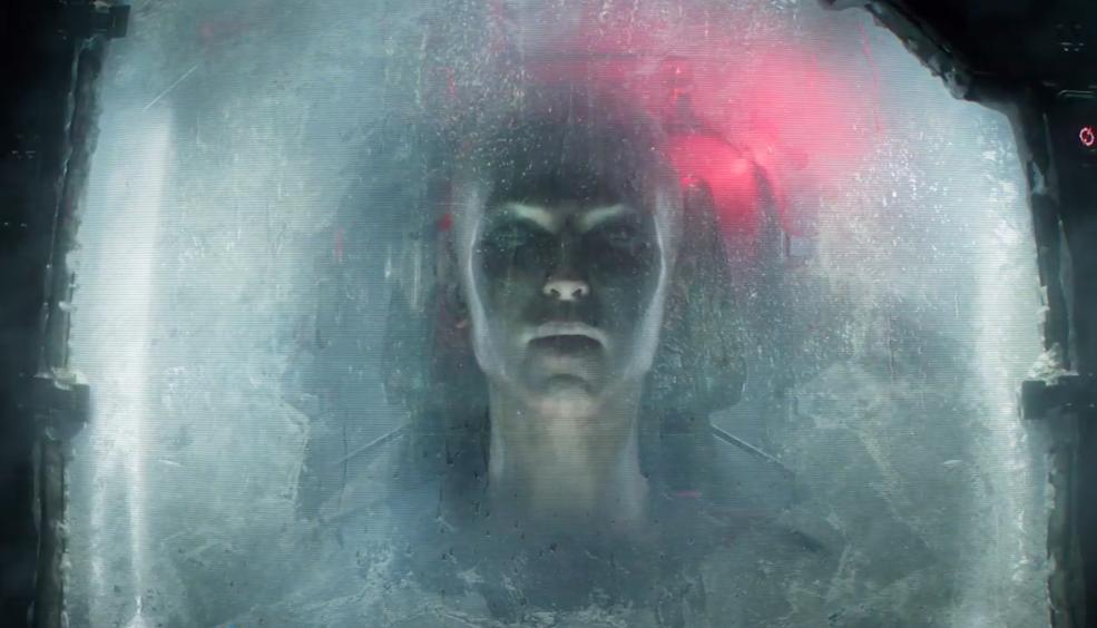 史艾神秘新游戏《Outriders》先导预告放出 诡异人脸面色凝重