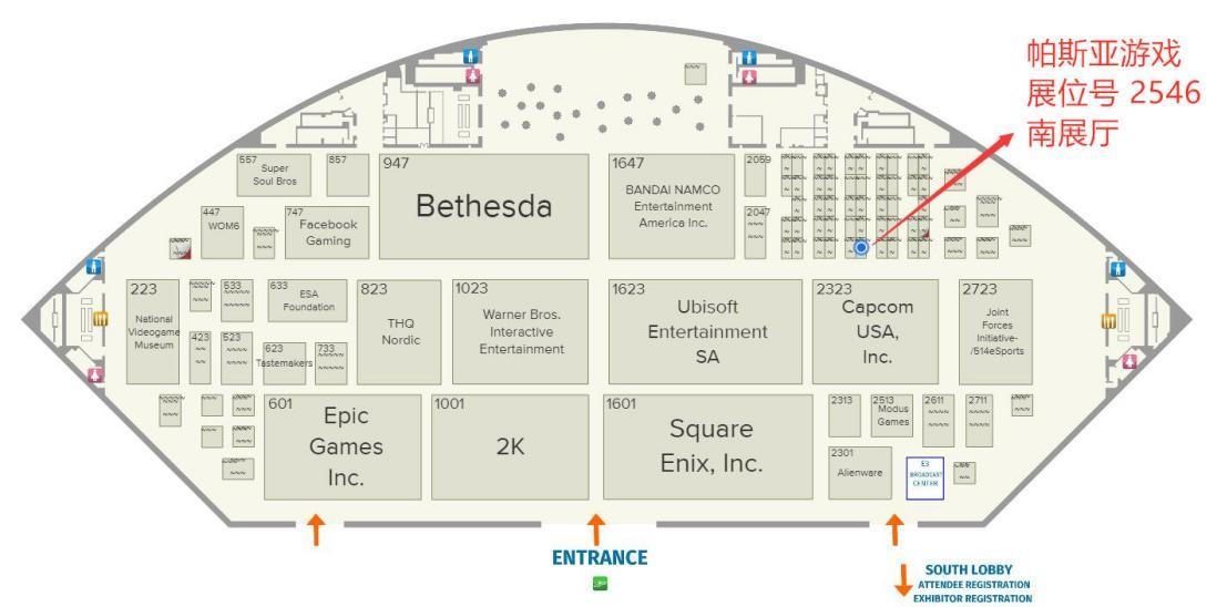 继西山居,完美世界之后,国内又一游戏厂商将参加E3展会