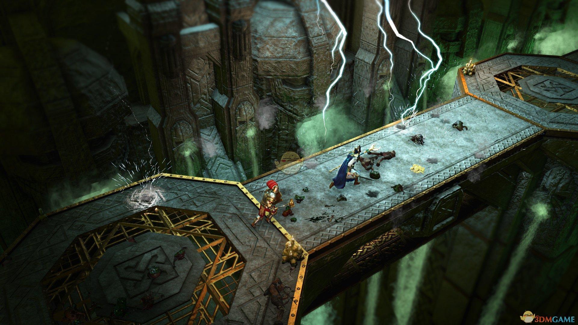 《战锤:混沌祸根》木精灵技能流派分析