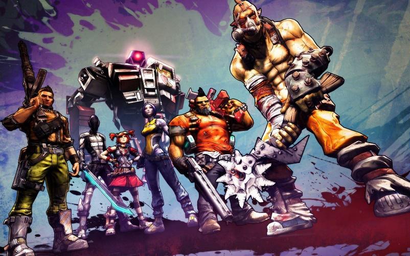 《无主之地》旧作全平台折扣促销 PS4会员六月免费畅玩