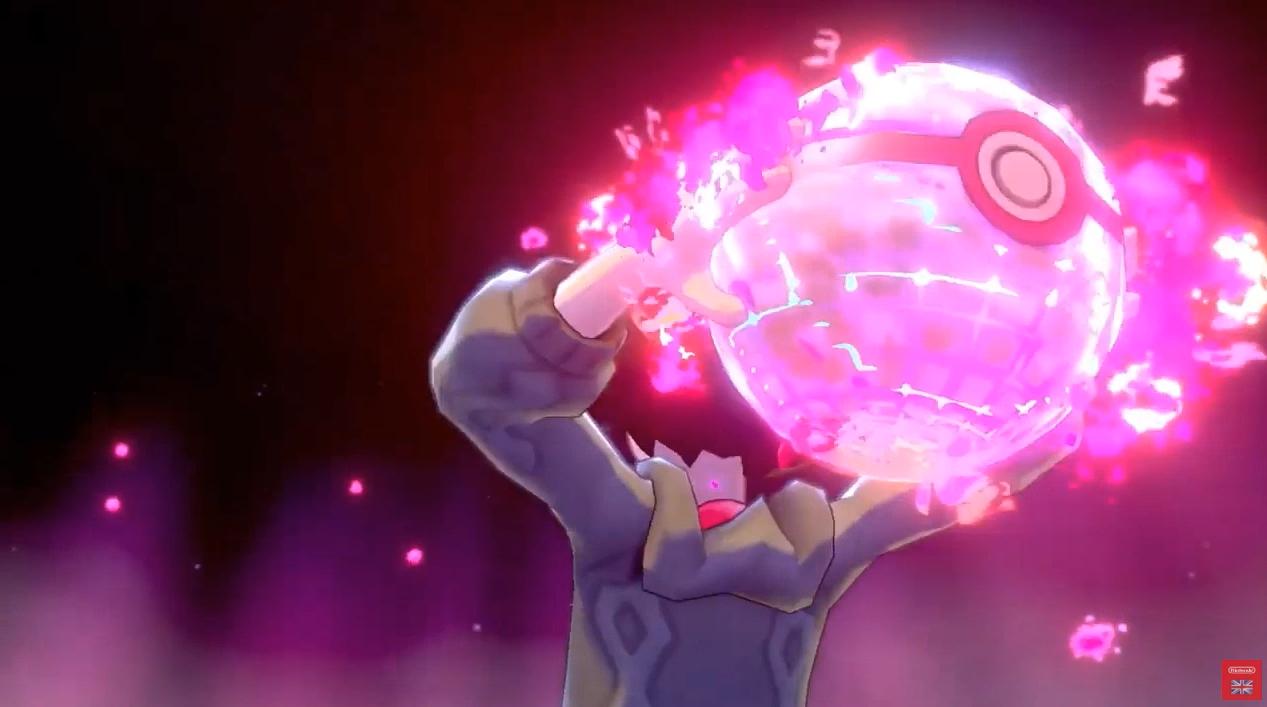 《精靈寶可夢:劍/盾》全新預告 巨大化寶可夢炸翻全場