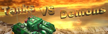 《坦克VS恶魔》英文免安装版
