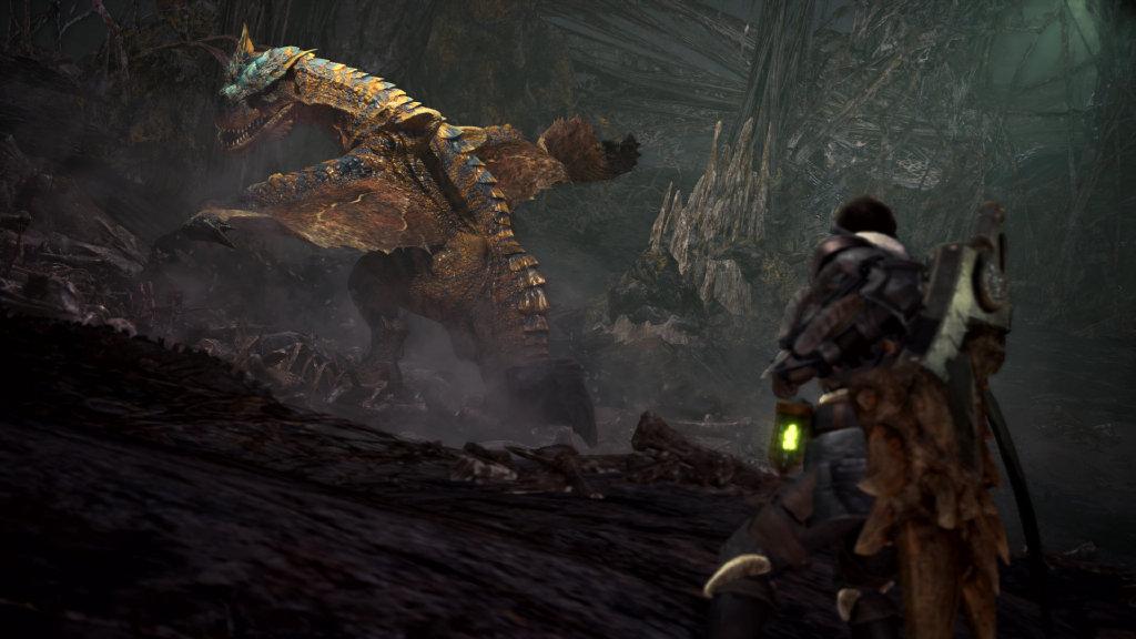 《怪物獵人世界:冰原》實體收藏版細節 新截圖欣賞