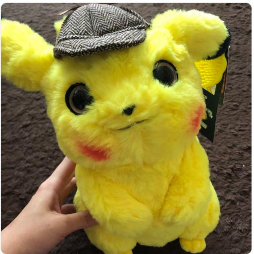收到假貨怎么辦?日本高玩收到假貨大偵探皮卡丘玩偶這么辦