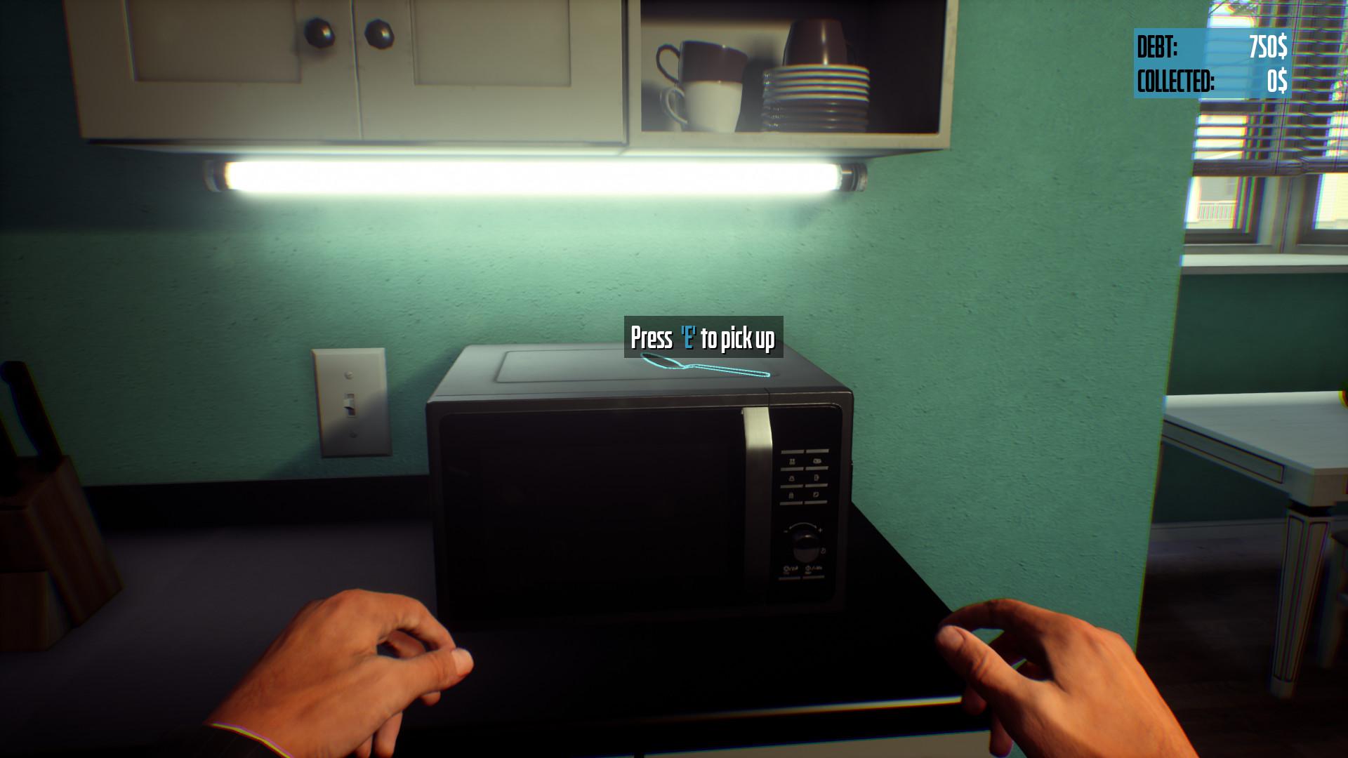 《手沖模擬器》工作室新作 《討債人》登陸Steam