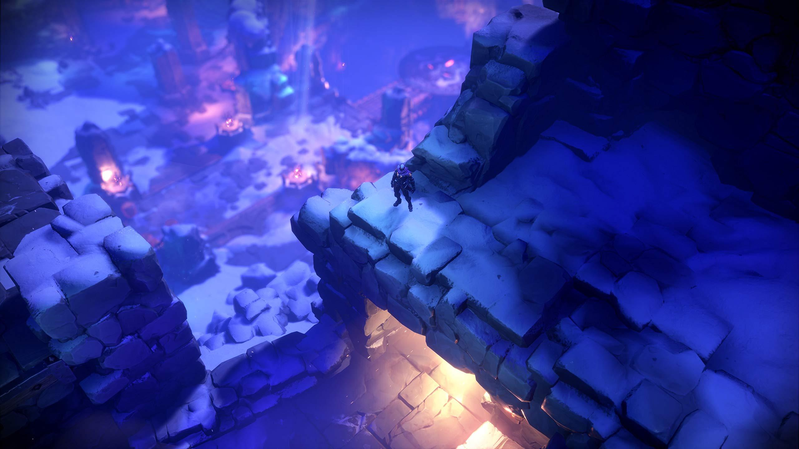 《暗黑血统:创世纪》首批截图和海报泄露 登陆PC、PS4和Switch