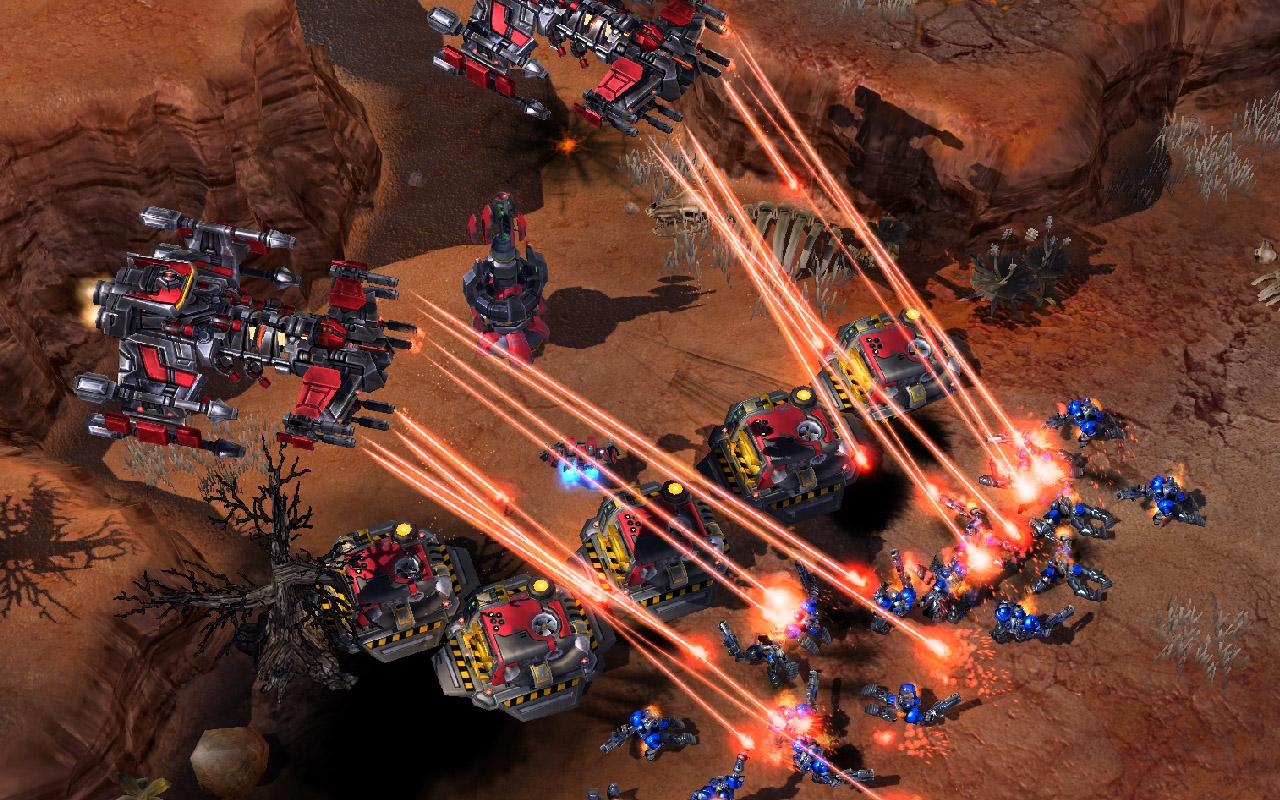 傳《星際爭霸》FPS項目取消 集中開發暗黑4和OW2