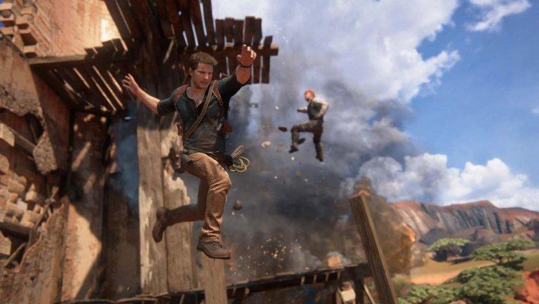 《神秘海域》真人電影檔期確定 2020年12月上映