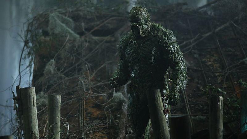 《沼泽怪物》为何取消后续剧集拍摄:主创意见分歧