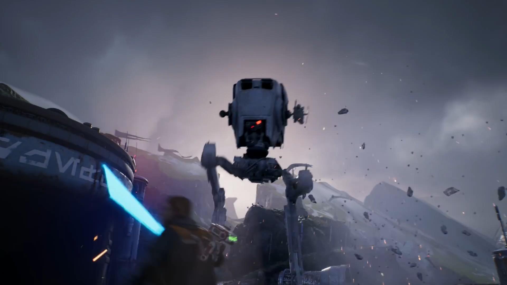 E3:《星球大战绝地:陨落的武士团》13分钟演示
