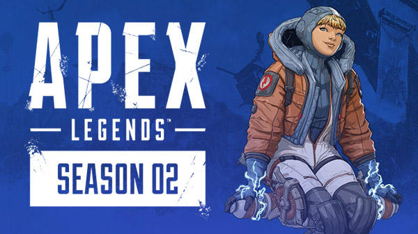 E3:《Apex英雄》第二赛季公布 全新女英雄登场