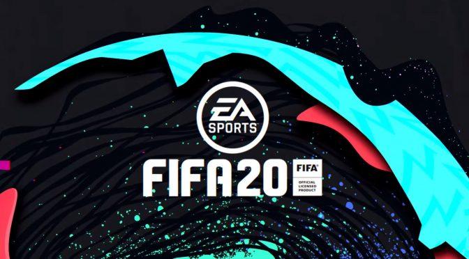 E3:《FIFA 20》确认9月27日发售 增加全新游戏模式
