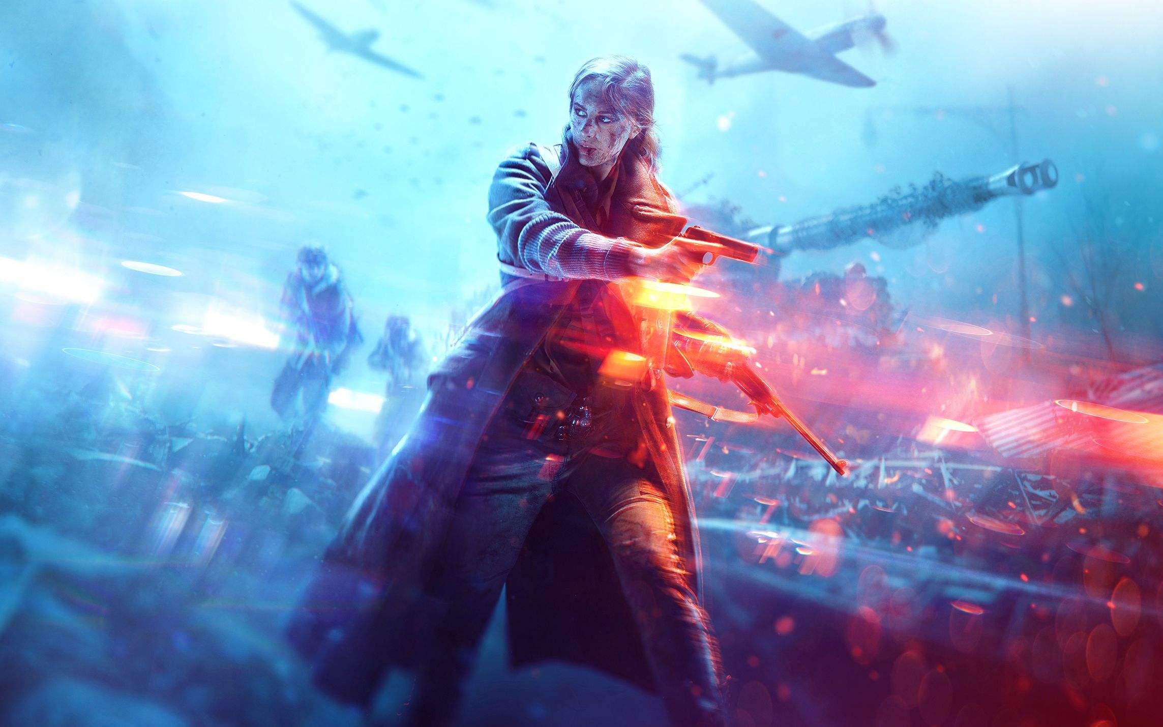 EA Origin开启特惠活动 领取会员免费玩7天《战地5》