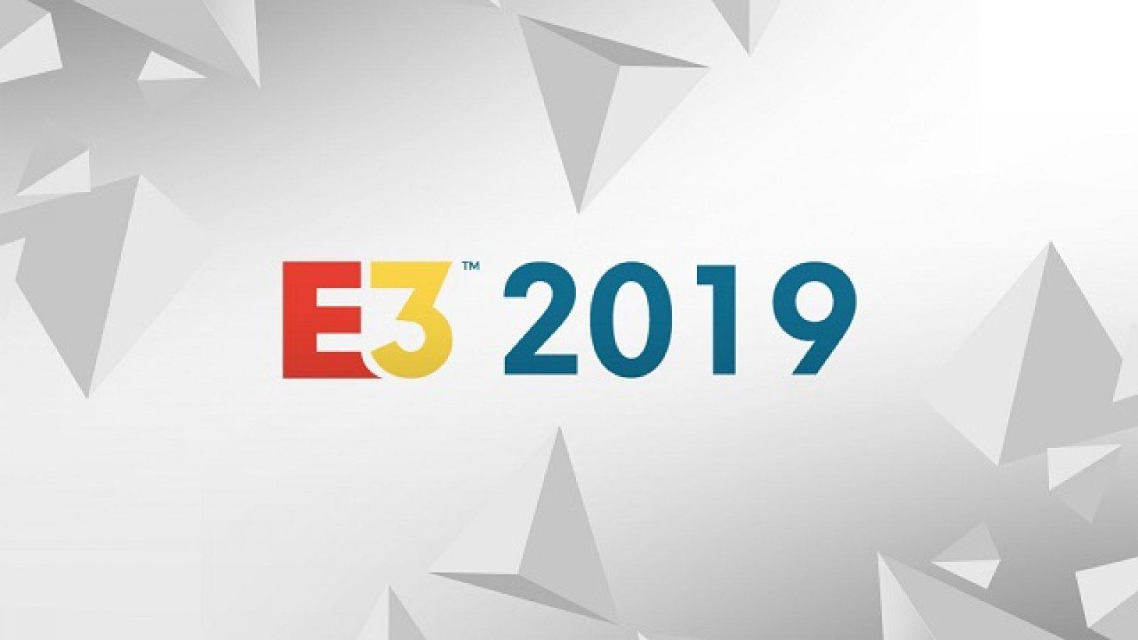 E3 2019发布会大幕将启,3DM全程转播敬请关注!