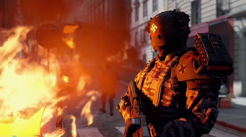 E3:《德军总部:新血液》新宣传片 玩家或可组队游玩