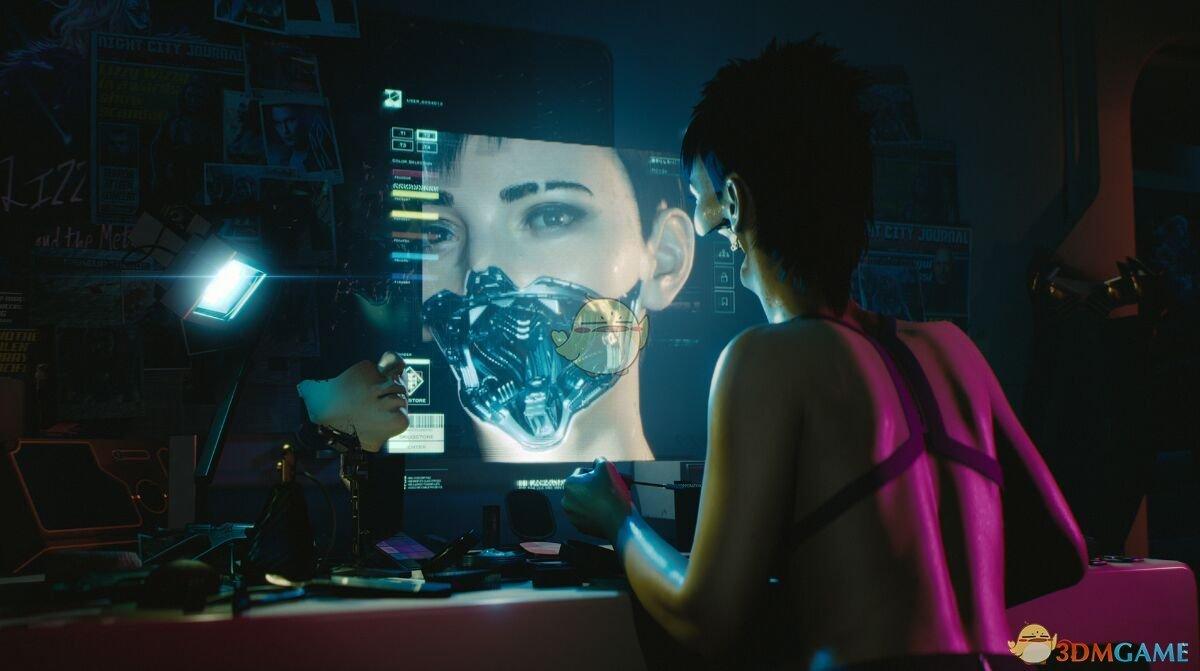 《赛博朋克2077》成人内容介绍
