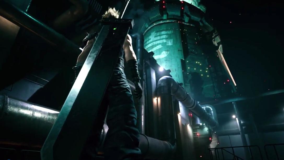 E3:《最终幻想7重制版》每一章长度都可媲美系列游戏