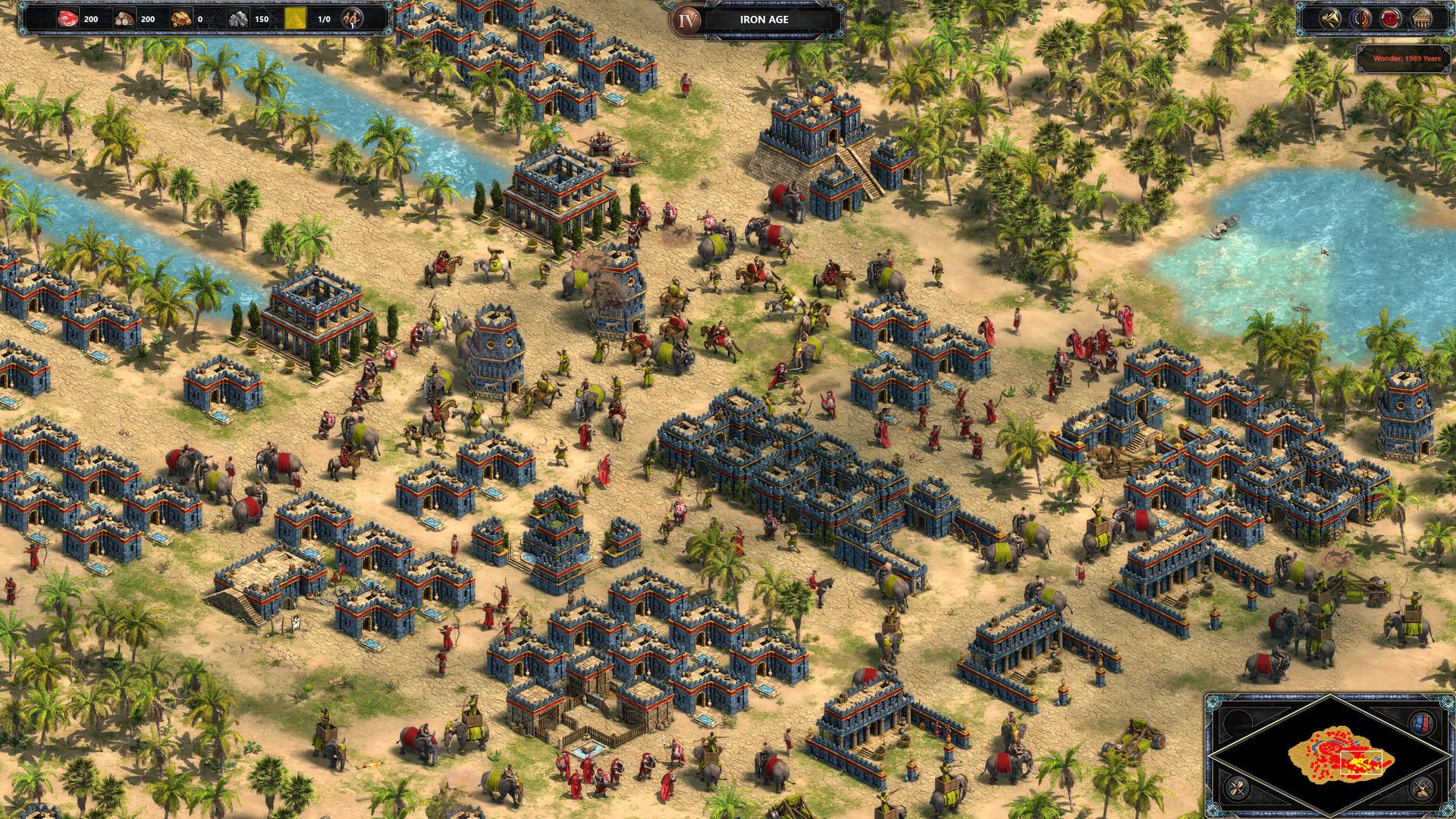 E3 帝国时代 帝国时代2 终极版上架Steam