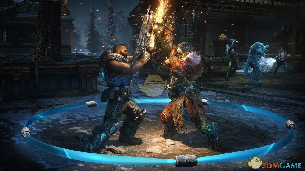 《战争机器5》游戏预购奖励分享