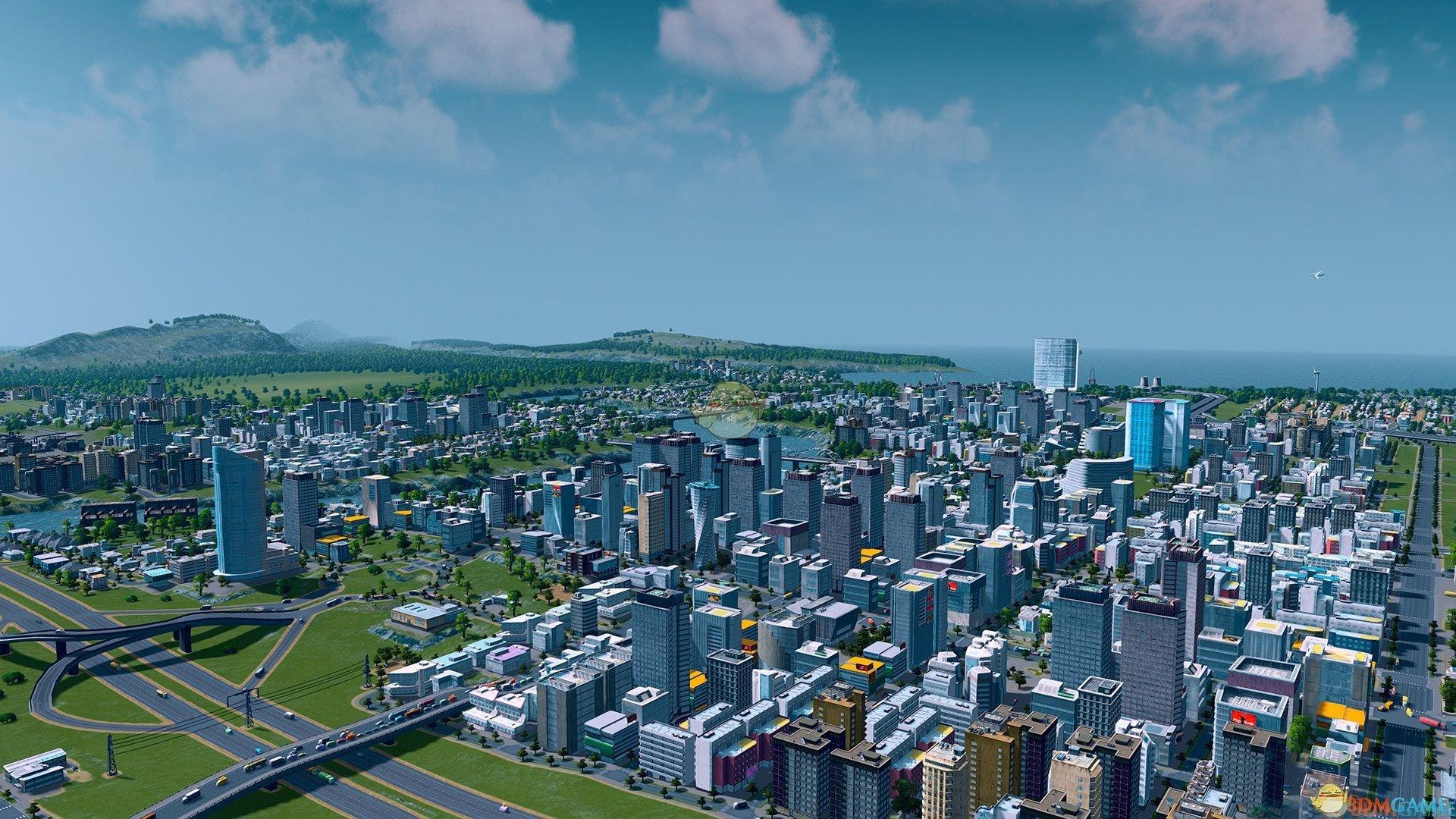 《城市:天际线》居民经常生病解决方法介绍