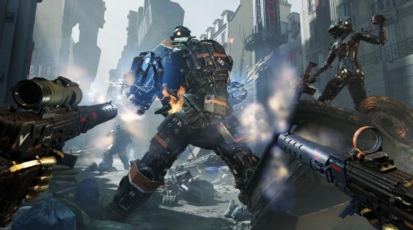 E3:《德军总部:新血液》游戏特性和新截图展示