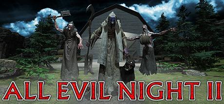 《一个邪恶的晚上2》英文免安装版