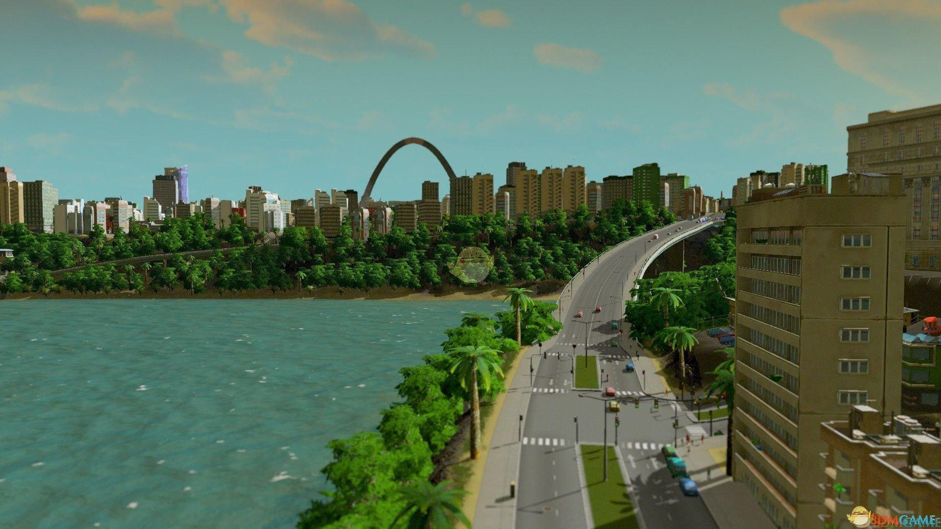《城市:天际线》产业升级推荐指数介绍