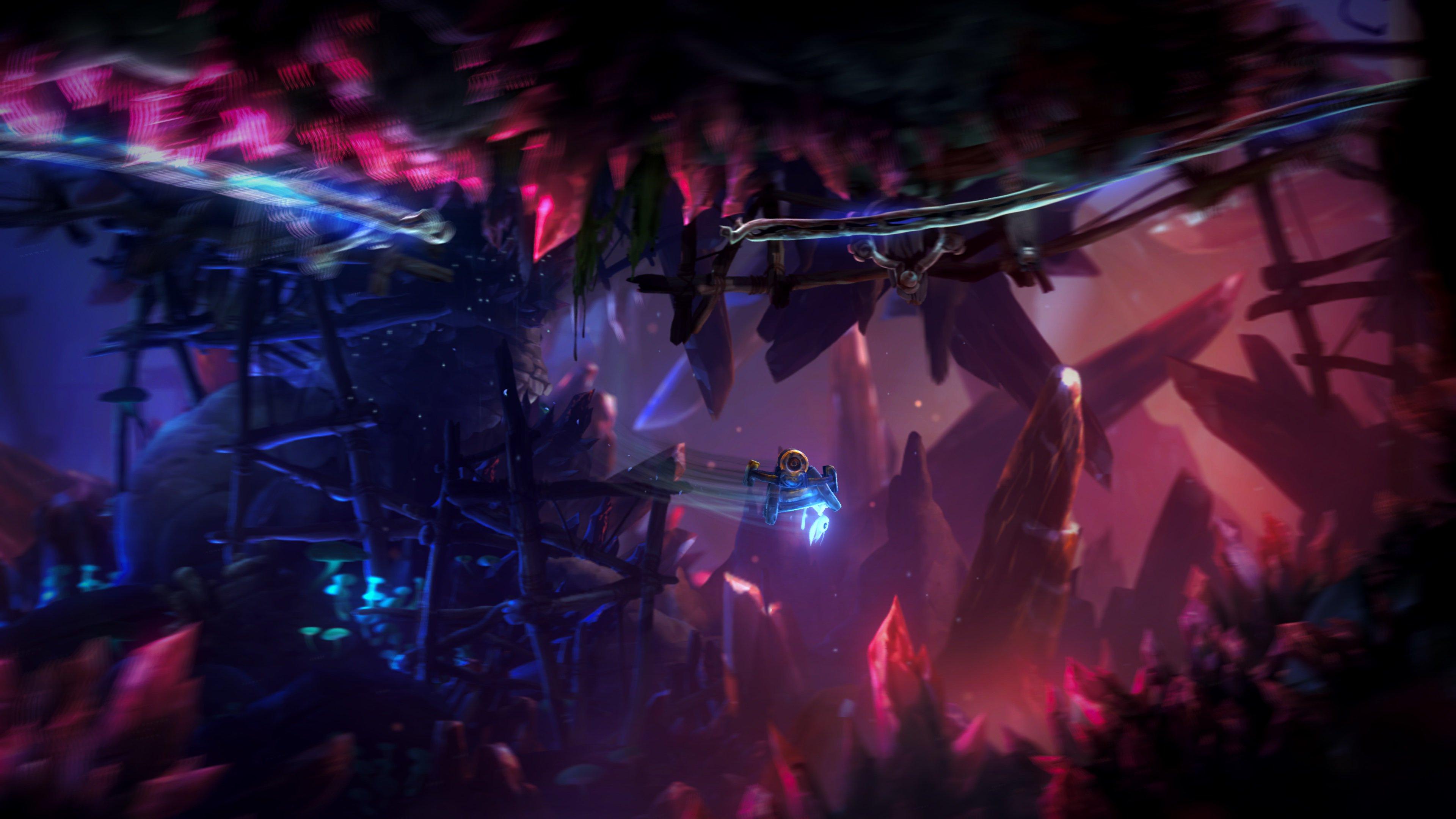 E3:《奥日与鬼火意志》发售日和首批截图公布