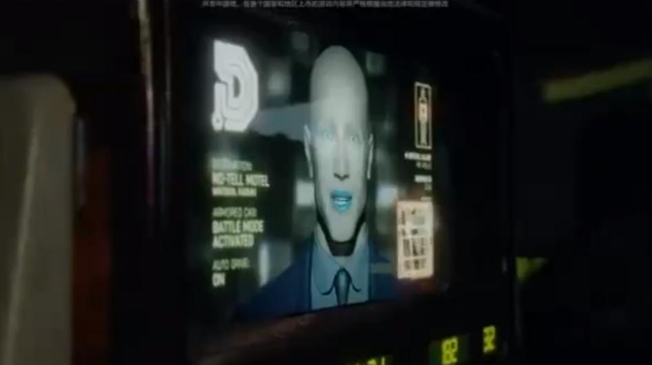 未成年慎入!《赛博朋克2077》中文粗话版预告片公布