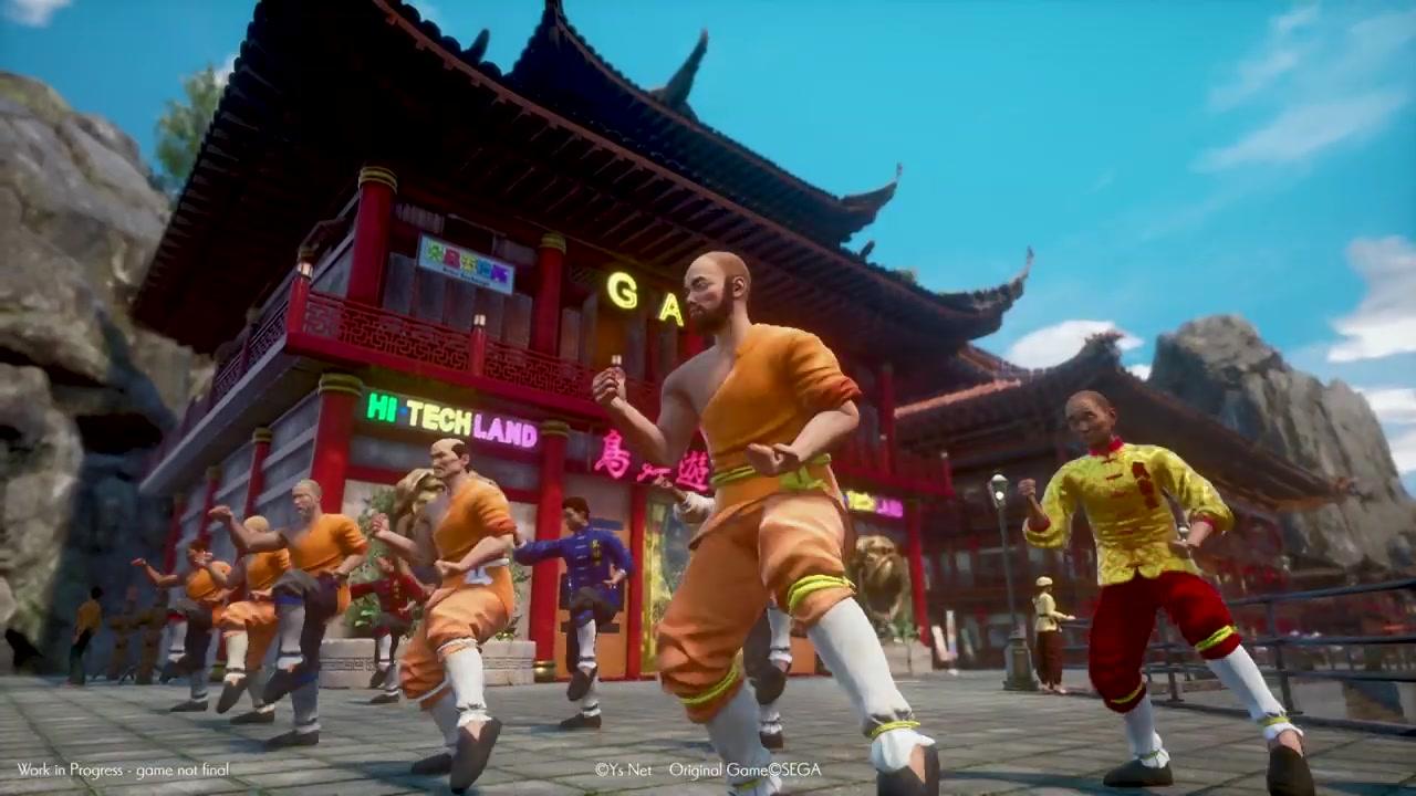 E3:《莎木3》将入驻Epic商店 已确认为独占