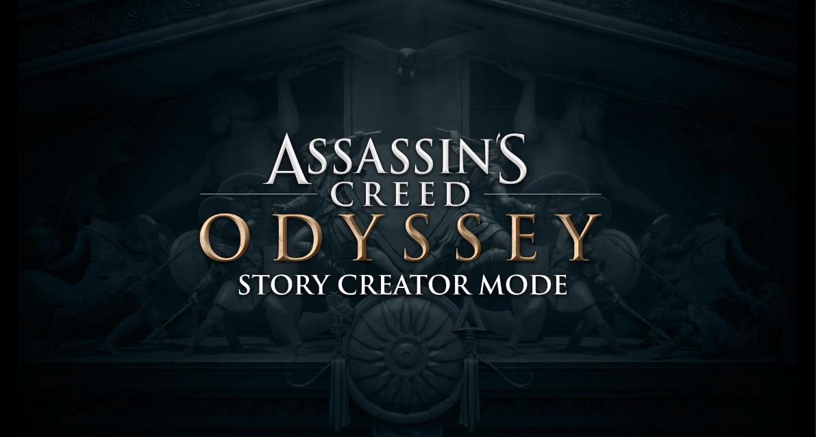 """E3:《刺客信条:奥德赛》正式推出""""故事创作器形式"""""""
