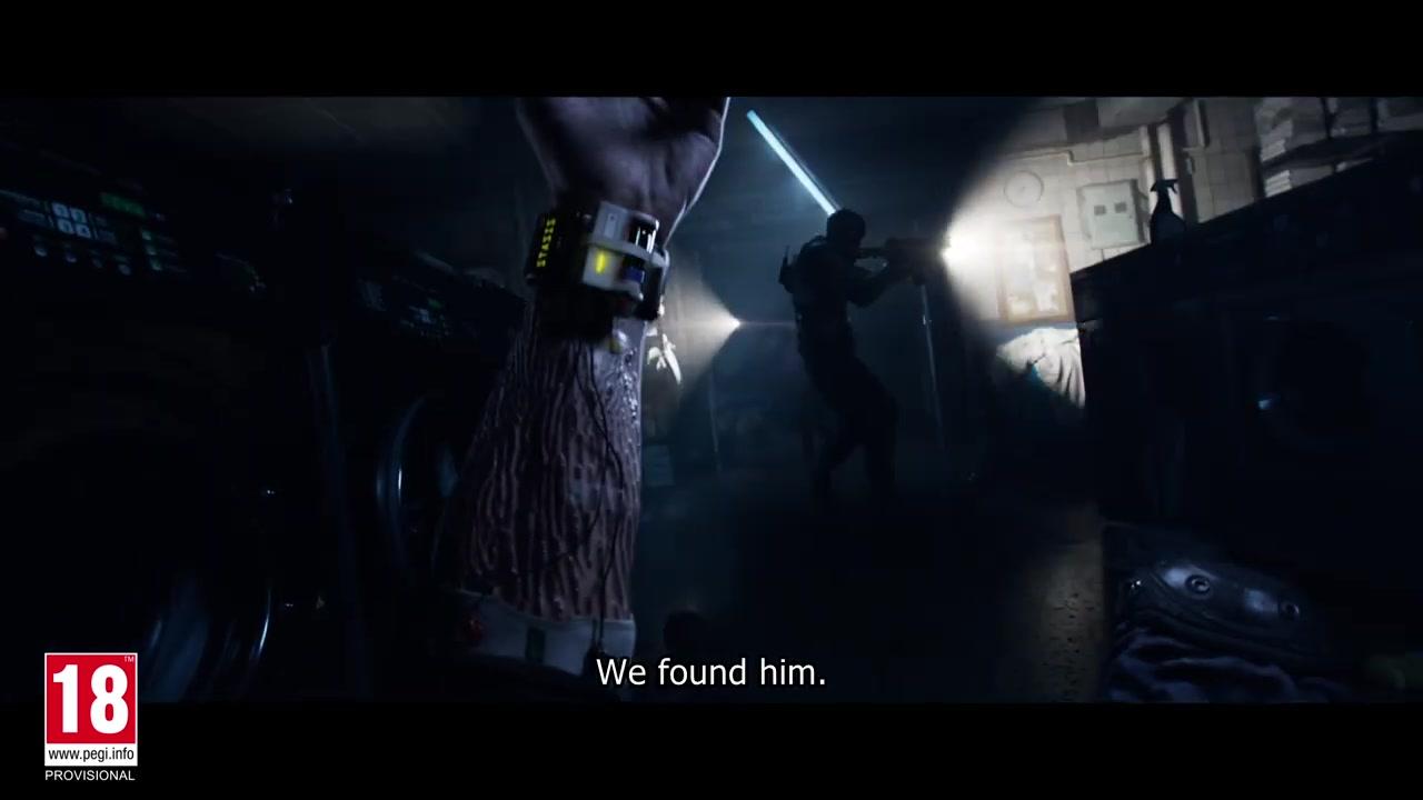 E3:三人小队求生FPS《彩虹六号:封闭》公布