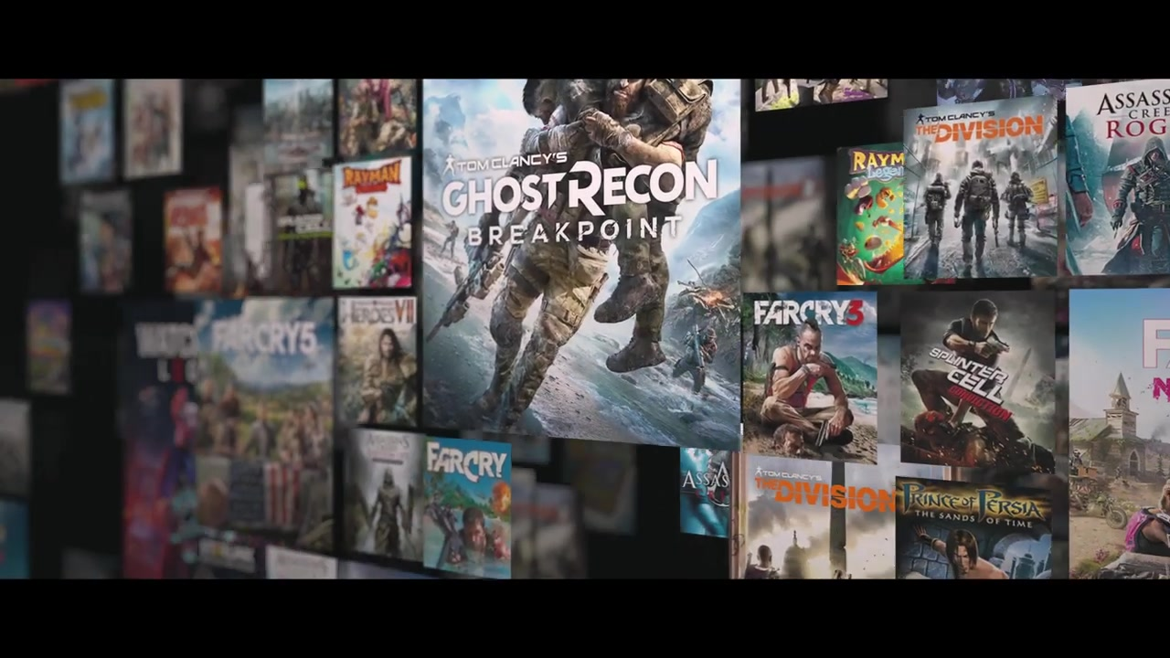 E3:育碧也搞付费会员制服务 UPLAY+重磅公布