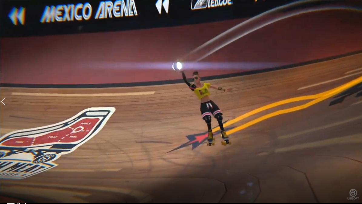 E3:育碧全新体育竞技IP《冠军冲刺》即日开启试玩