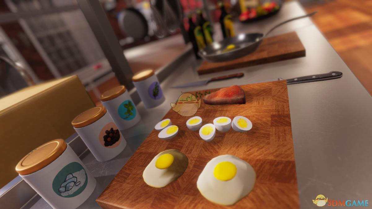 《料理模拟器》快速清理锅子方法分享