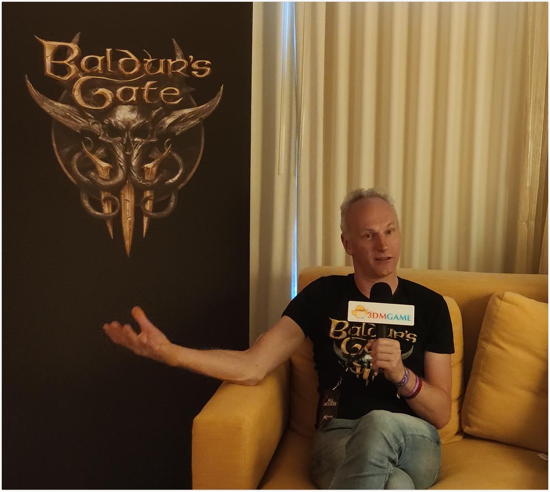 我们和拉瑞安的CEO聊了聊《博德之门3》的事情