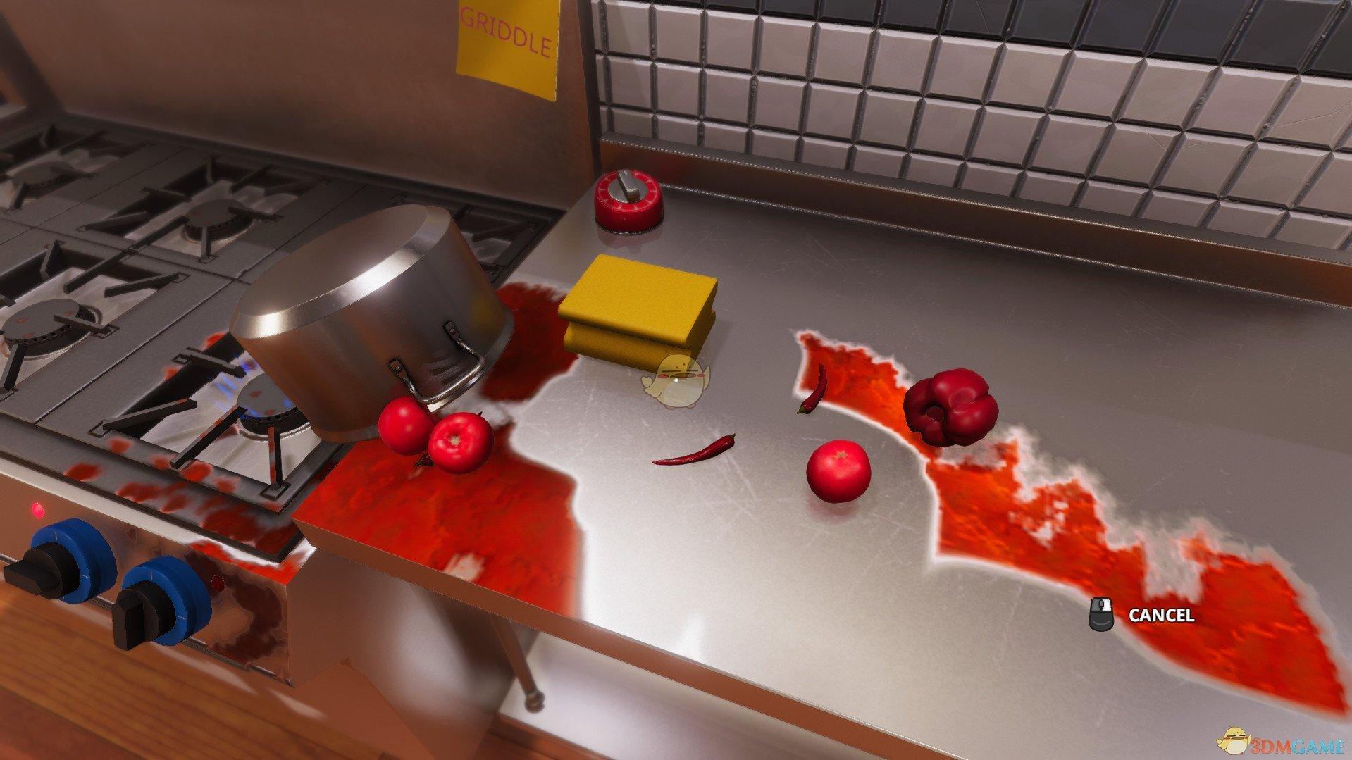 《料理模拟器》薯条快速装盘技巧分享
