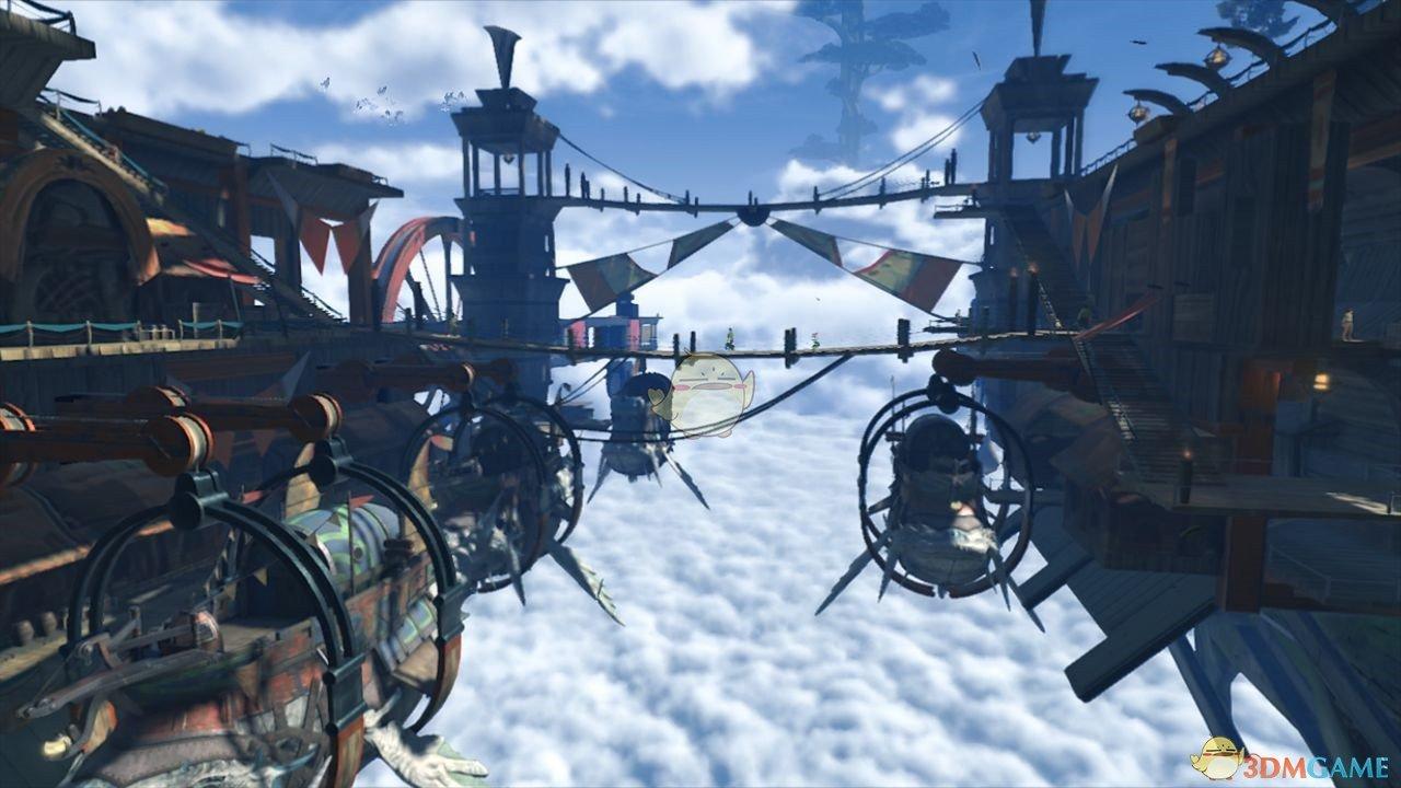 异度神剑2花巴斯塔战斗后说什么 花巴斯塔战斗后互动语音文本一览 3DM单机