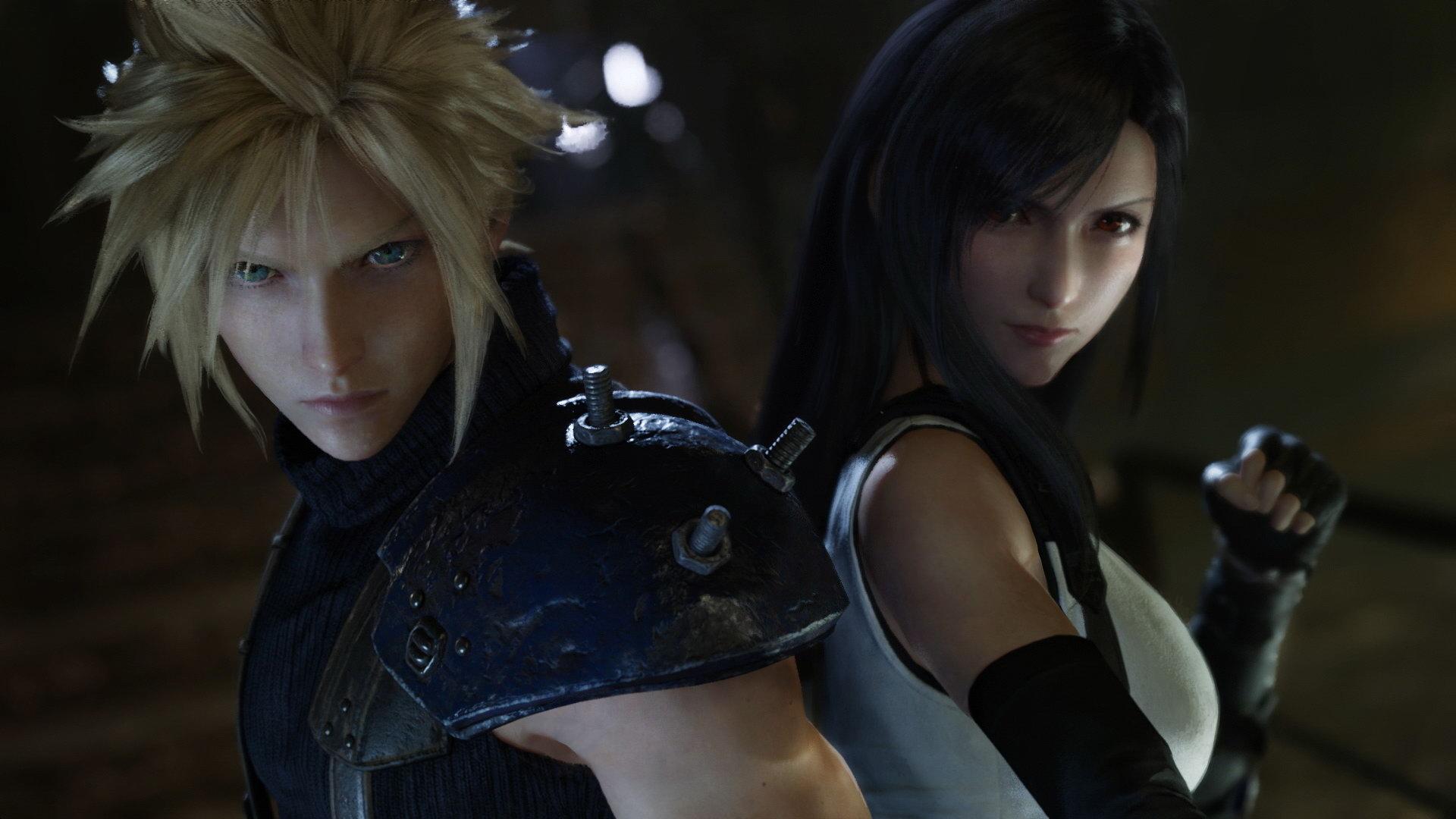 《最终幻想7:重制版》制作人:我不知道游戏会有几章
