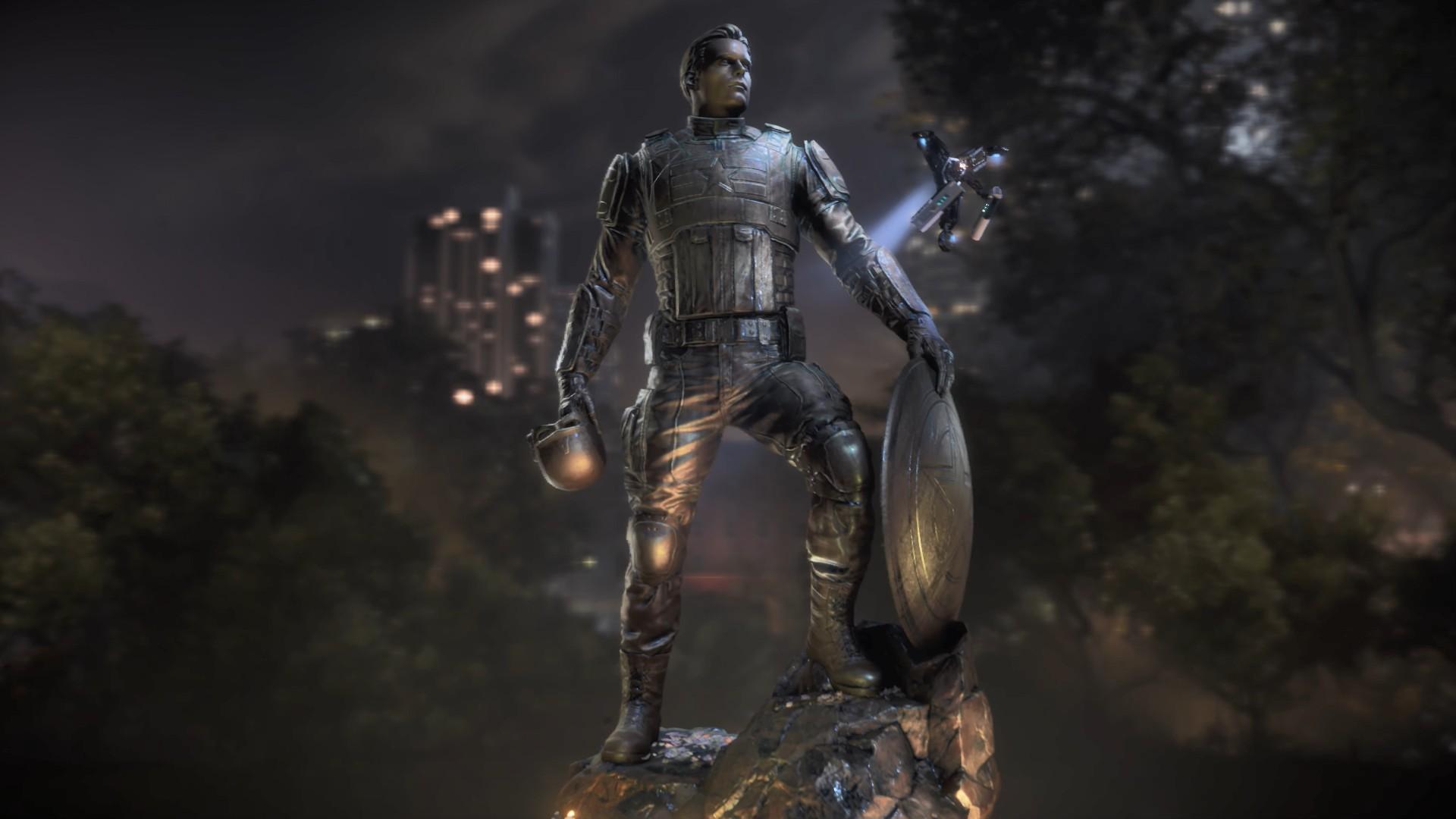 E3:SE《漫威复仇者联盟》中文预告公布 2020年发售