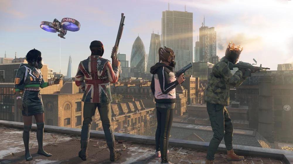 "E3:《看门狗:军团》总监谈游戏背景 ""希望""是主题"