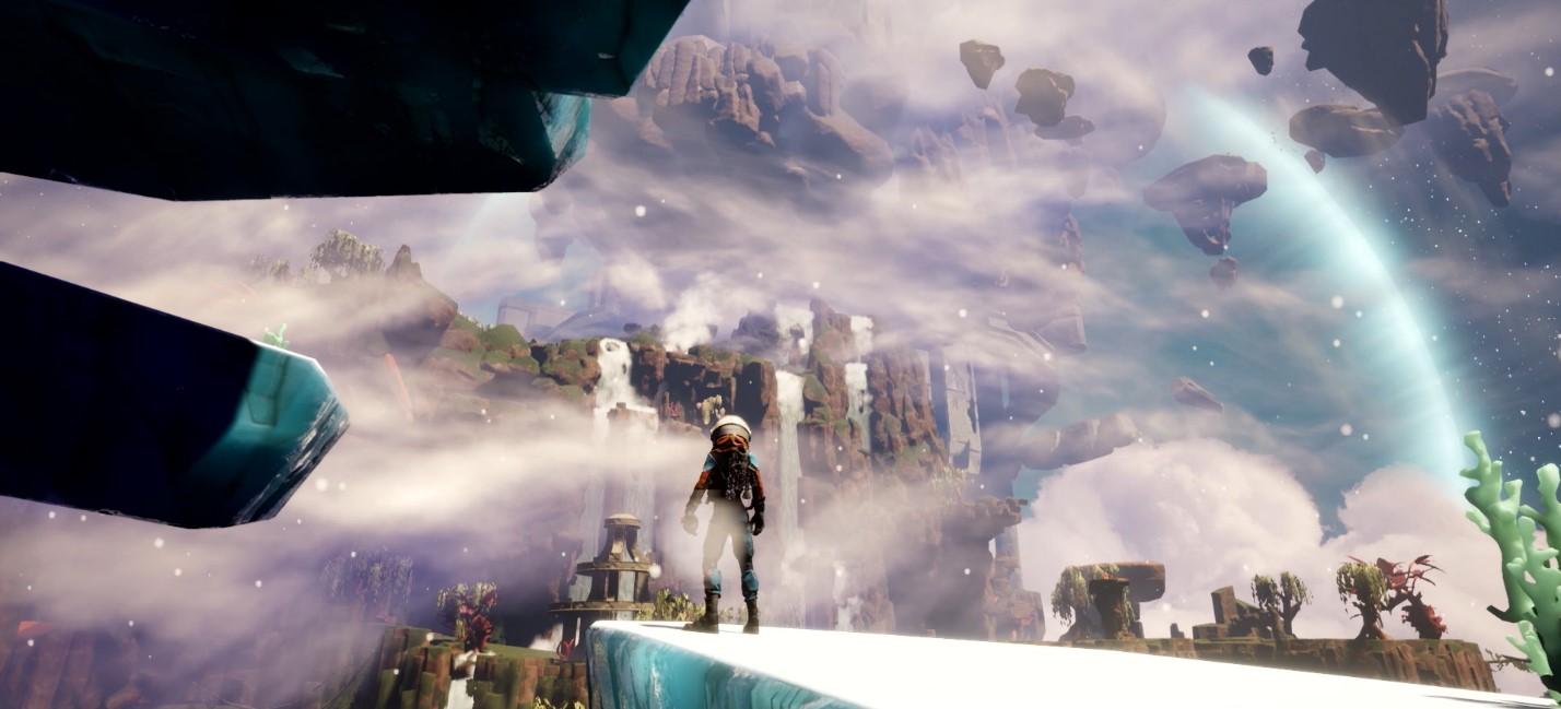 《野蠻星球之旅》亮相E3,展示幽默外星旅程